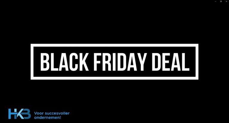 Visual - Black Friday